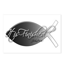 It is finished Postcards (Package of 8)