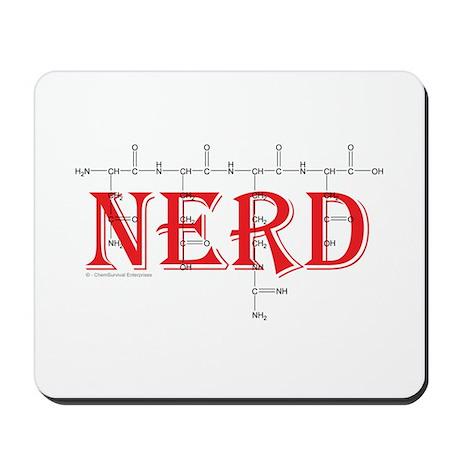 NERD Polypeptide Mousepad
