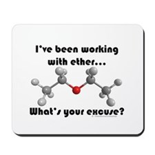 Working with Ether Mousepad