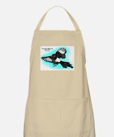 Yellow-Billed Magpie Apron