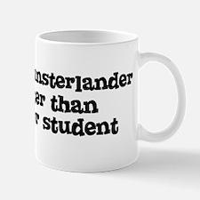 Honor Student: My Large Munst Mug