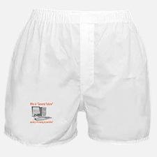 General Failure Boxer Shorts