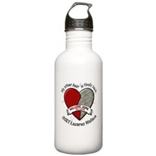 Funny Afghanistan Sports Water Bottle