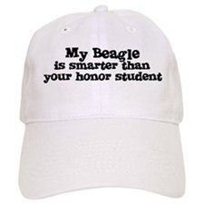 Honor Student: My Beagle Baseball Cap