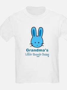 Grandma's Snuggle Bunny Boys T-Shirt