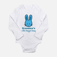Grandma's Snuggle Bunny (Boy) Long Sleeve Infant B