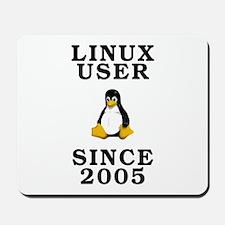Linux user since 2005 - Mousepad