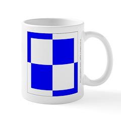 Quarterly Badge Mug