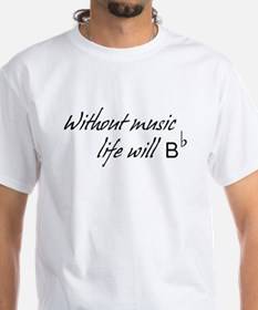Without Music Shirt