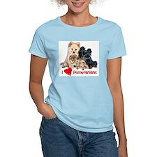 I_love_poms_300 T-Shirt