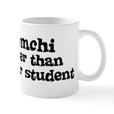 Honor Student: My Pomchi Mug