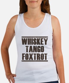 Foxtrot Women's Tank Top