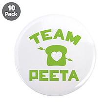 """HG Team Peeta 3.5"""" Button (10 pack)"""