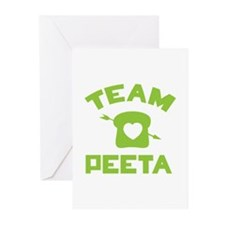 HG Team Peeta Greeting Cards (Pk of 10)