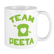 HG Team Peeta Small Mug