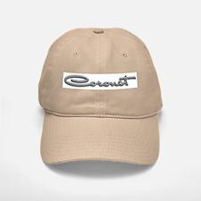 Coronet Emblem Baseball Baseball Cap