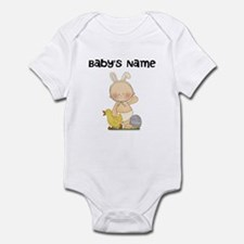 Personalized Baby Boy Easter Infant Bodysuit