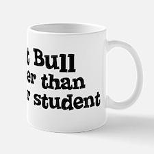 Honor Student: My Pit Bull Mug