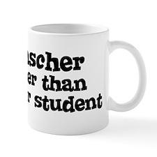 Honor Student: My Pinscher Mug