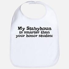 Honor Student: My Stabyhoun Bib