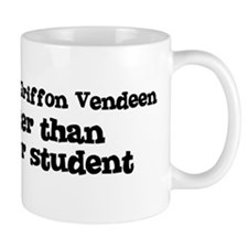Honor Student: My Petit Basse Coffee Mug