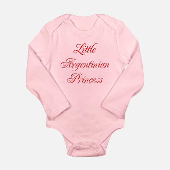 Little Argentinian Princess Baby Outfits