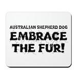 Australian Shepherd Dog Mousepad