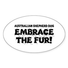 Australian Shepherd Dog Decal