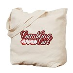 Gambling Girl Tote Bag