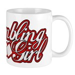 Gambling Girl Mug