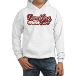 Gambling Girl Hooded Sweatshirt