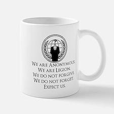 We are Anonymous Mug