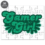 Gamer Girl Puzzle