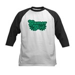 Gamer Girl Kids Baseball Jersey