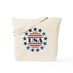 USA! Tote Bag