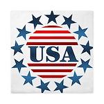 USA! Queen Duvet