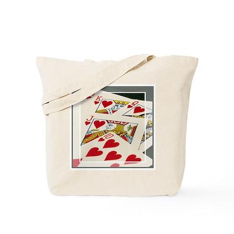 Royal Flush Tote Bag