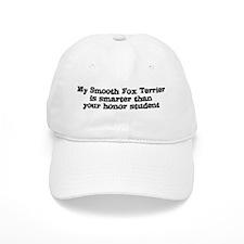 Honor Student: My Smooth Fox Baseball Cap