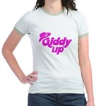 Giddy Up Jr. Ringer T-Shirt