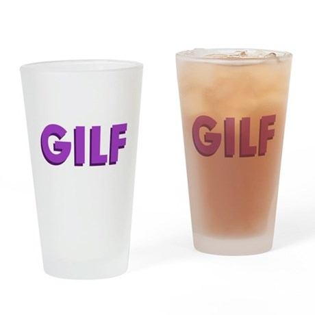 Gilf Drinking Glass