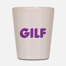 Gilf Shot Glass