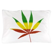 Caribbean Weed Pillow Case