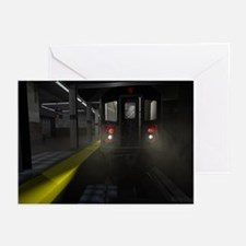 NYC Subway Greeting Cards (Pk of 20)