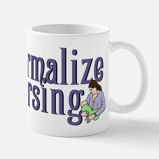 Normalize Nursing Mug