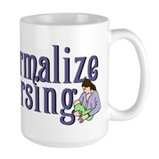 Normalize Nursing Mug
