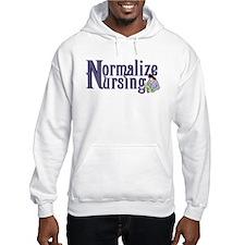 Normalize Nursing Hoodie
