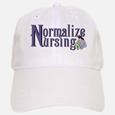 Normalize Nursing Baseball Baseball Cap