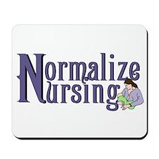 Normalize Nursing Mousepad