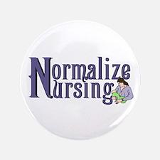 """Normalize Nursing 3.5"""" Button"""