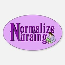 Normalize Nursing Stickers